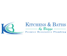 Logo for Kitchen & Baths by Briggs
