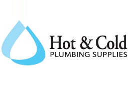 Logo for Hot & Cold Plumbing Supplies