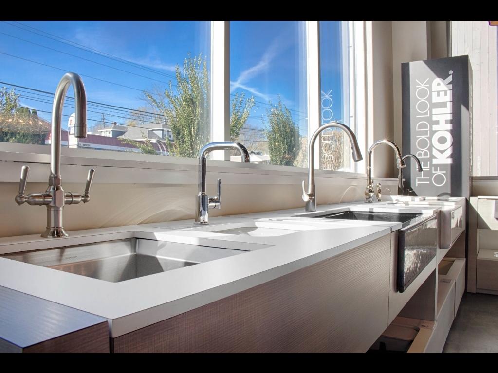 KOHLER Bathroom & Kitchen Products At BENDER In Norwalk, CT