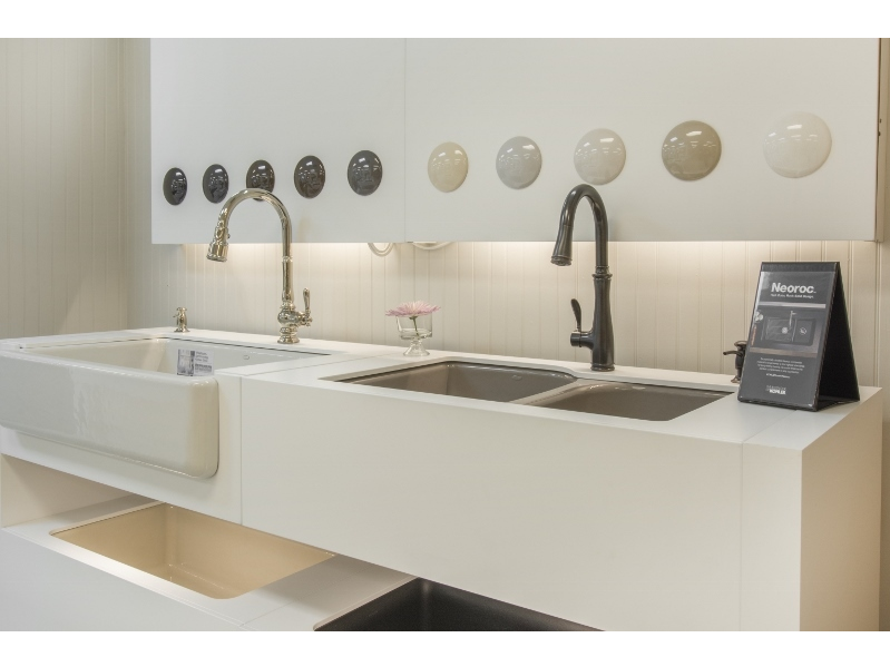 Kohler bathroom fixtures