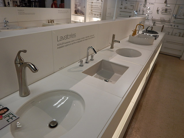 Kohler bathroom kitchen products at bath expressions for Kitchen and bath showrooms colorado springs