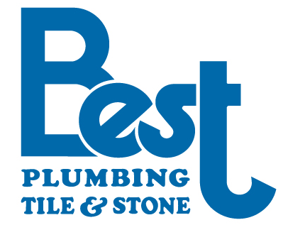 Logo for Best Plumbing Tile & Stone
