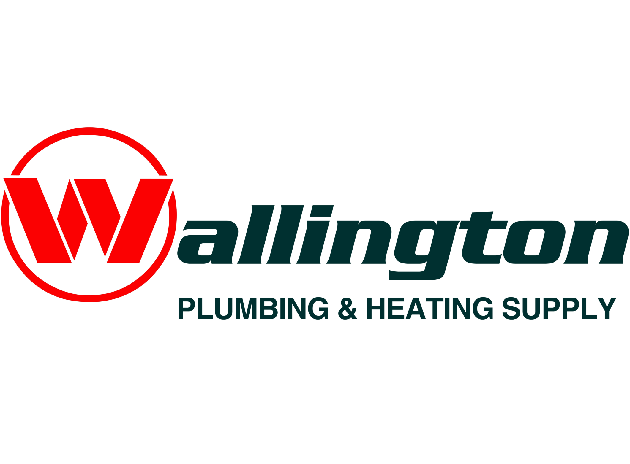 Logo for Wallington Plumbing Supply Showroom