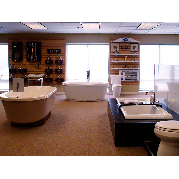 Keller Supply Kitchen & Bath Showcase