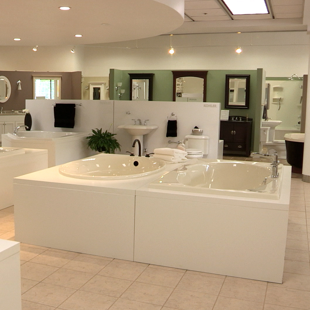 Kohler bathroom kitchen products at the ultimate bath for Ultimate bathrooms
