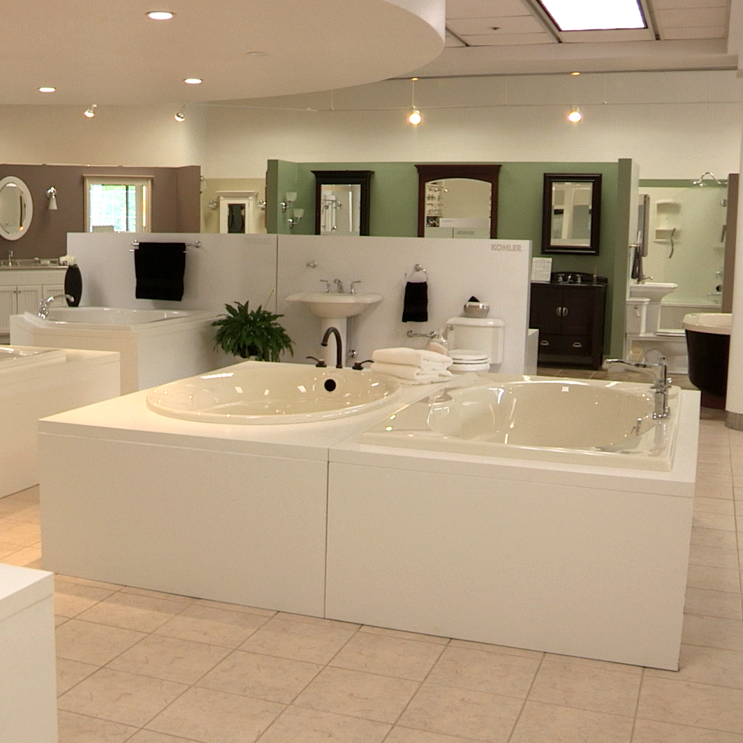 kohler bathroom & kitchen products at the ultimate bath store