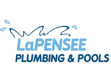 Logo for LaPensee Plumbing