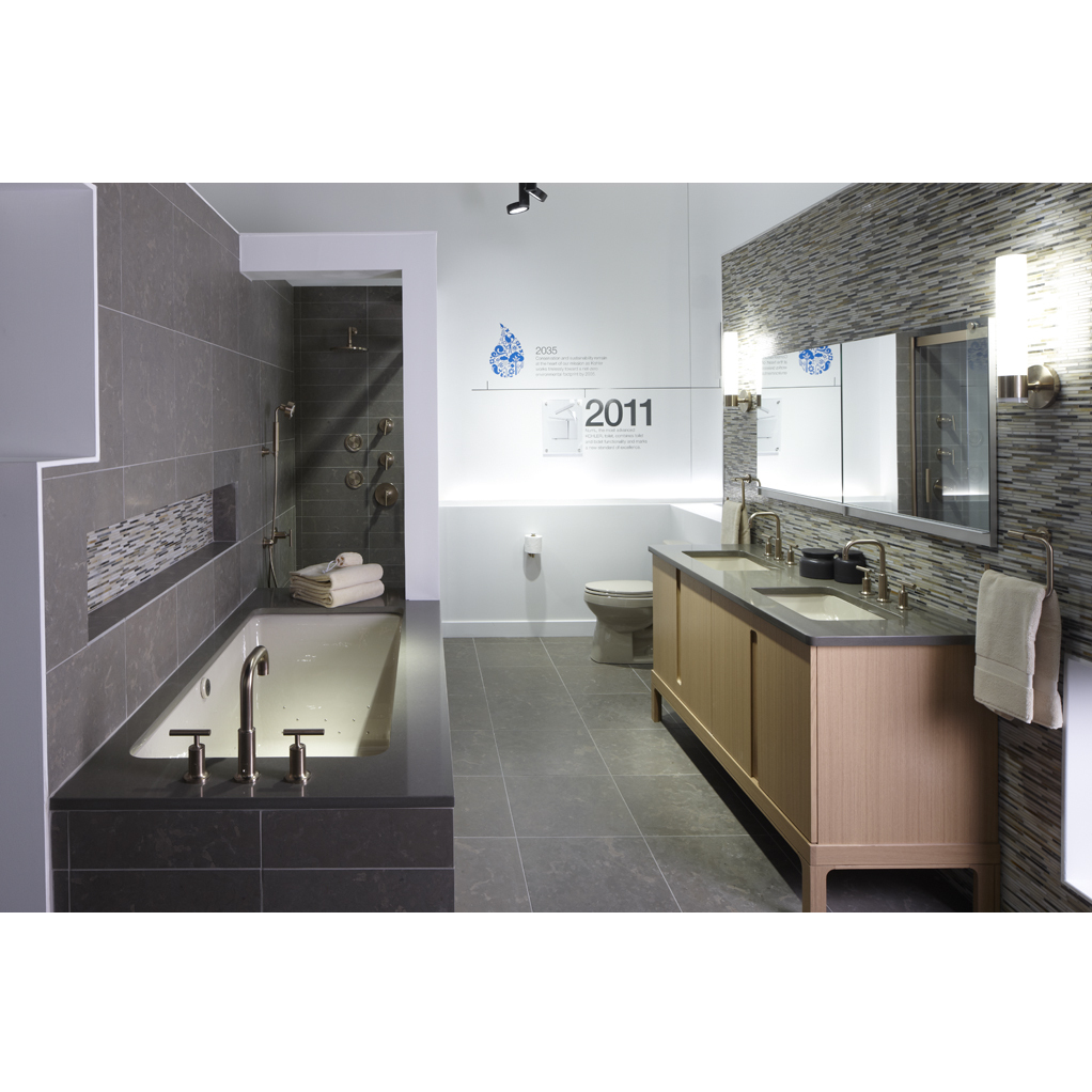 Kohler Showroom : KOHLER Bathroom & Kitchen Products at KOHLER Signature Store in Natick ...
