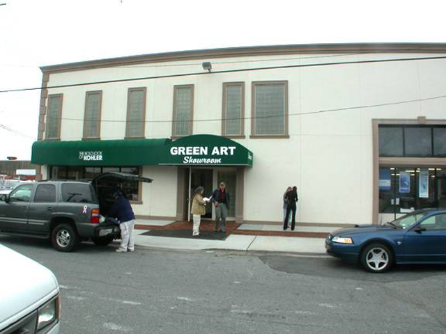Green Art Plumbing Supply