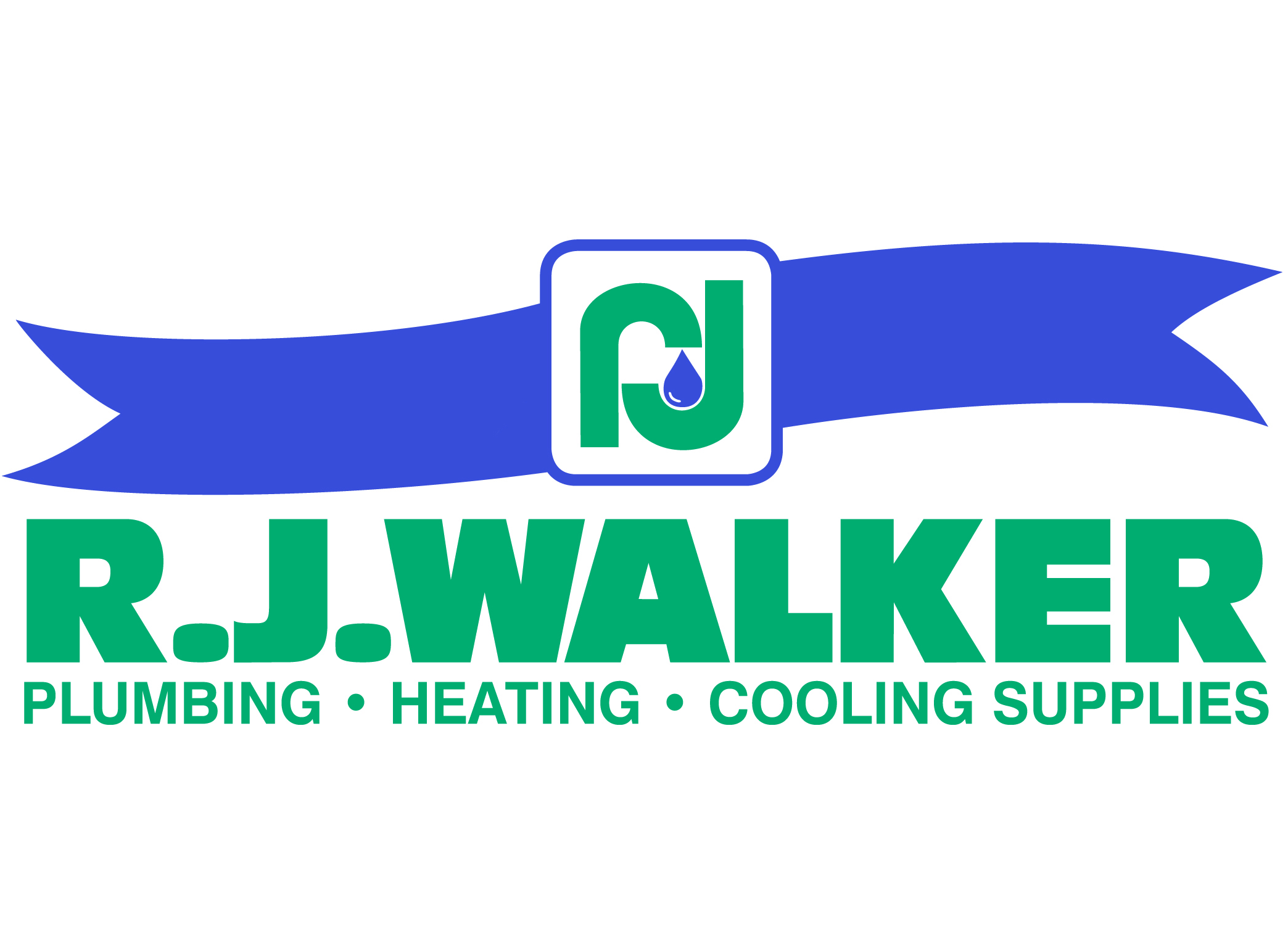 Logo for R J Walker Showroom