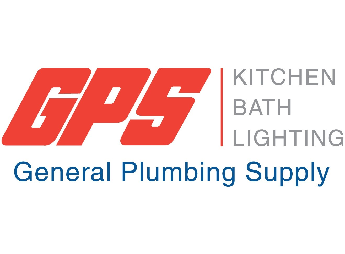 Logo for General Plumbing Supply