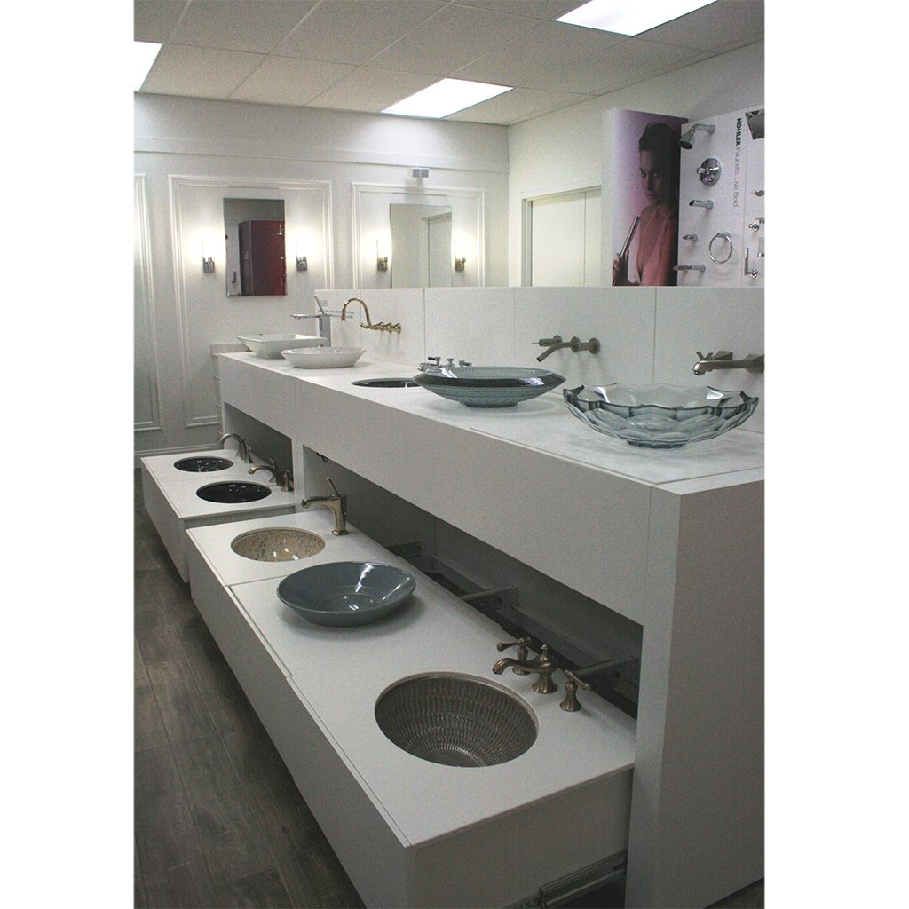 KOHLER Bathroom & Kitchen Products At General Plumbing