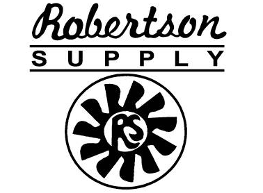 Logo for Robertson Supply