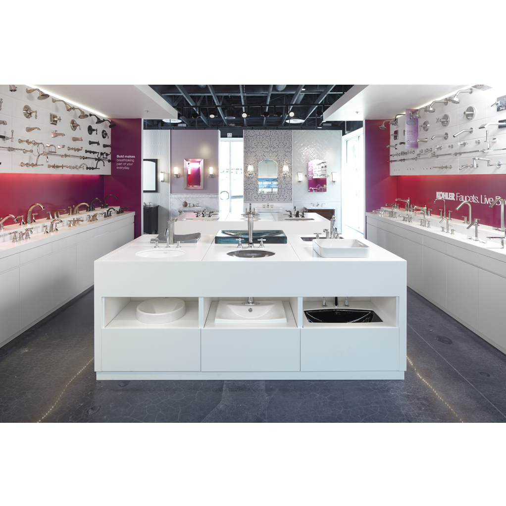 Kohler Showroom : Kohler Kitchen and Bath Products at KOHLER Signature Store in Bellevue ...