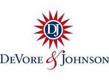 Logo for DeVore & Johnson