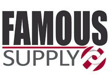 Logo for Famous Supply Showroom